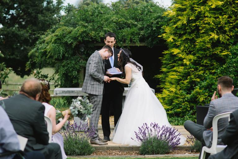 relaxed boho back garden wedding shrewsbury Wedding Planning