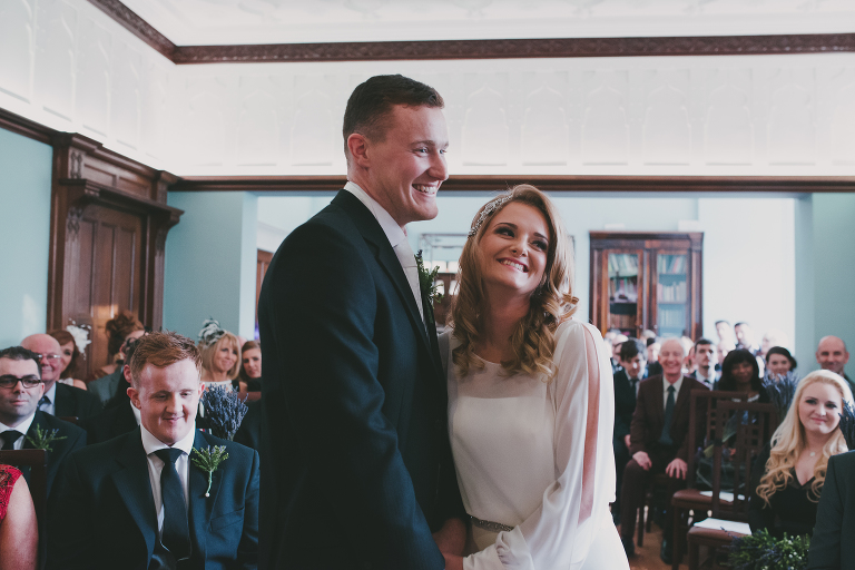 winter pendrell hall wedding