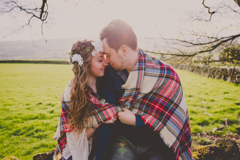 staffordshire engagement session, creative wedding photography, the roaches, staffordshire wedding photographer