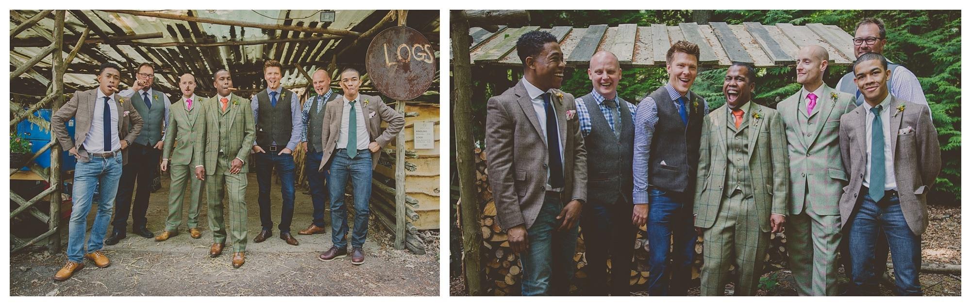 staffordshire wedding photographer woodland forest wedding boho wedding outdoor wedding