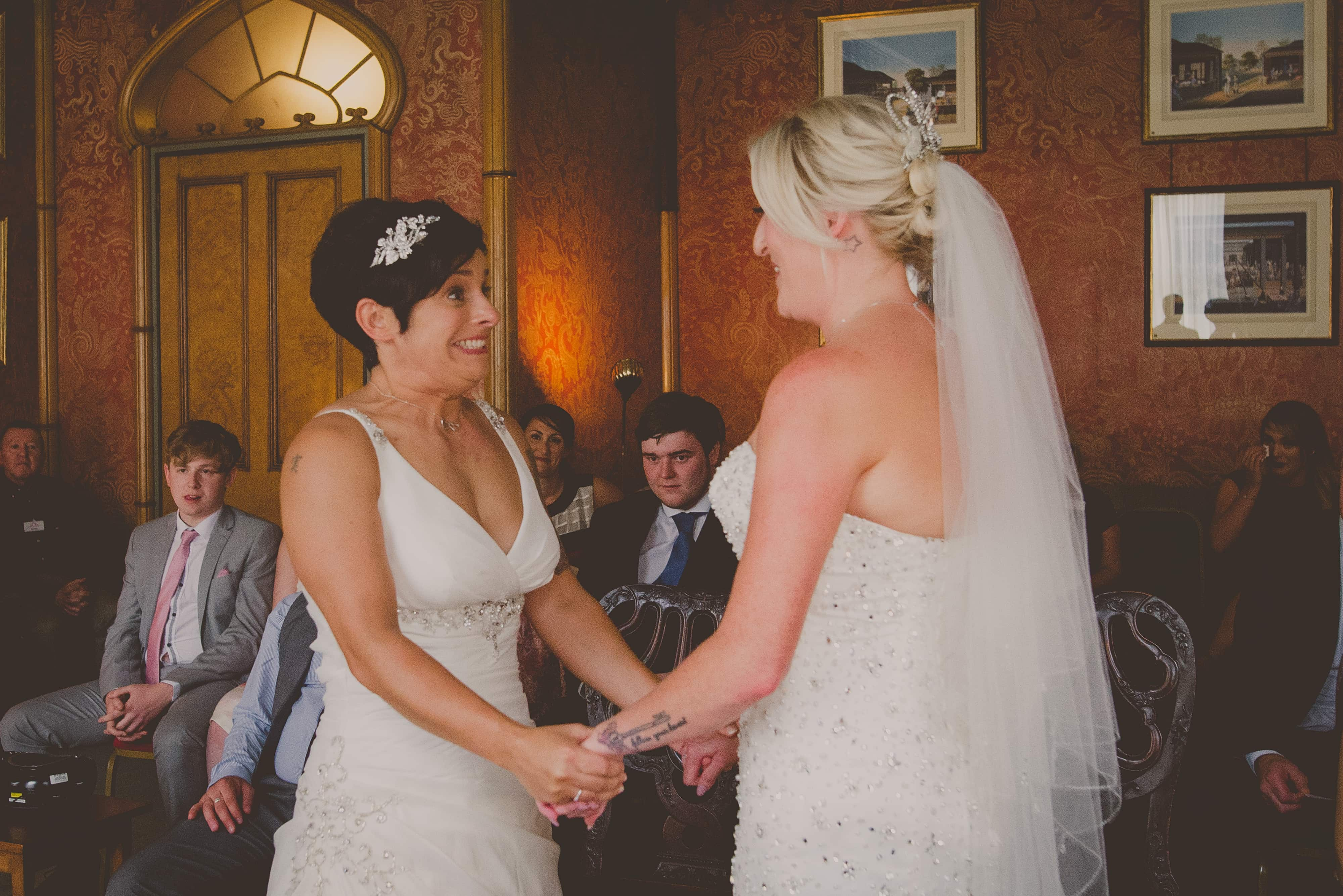 brighton pavillion wedding same sex wedding gay wedding