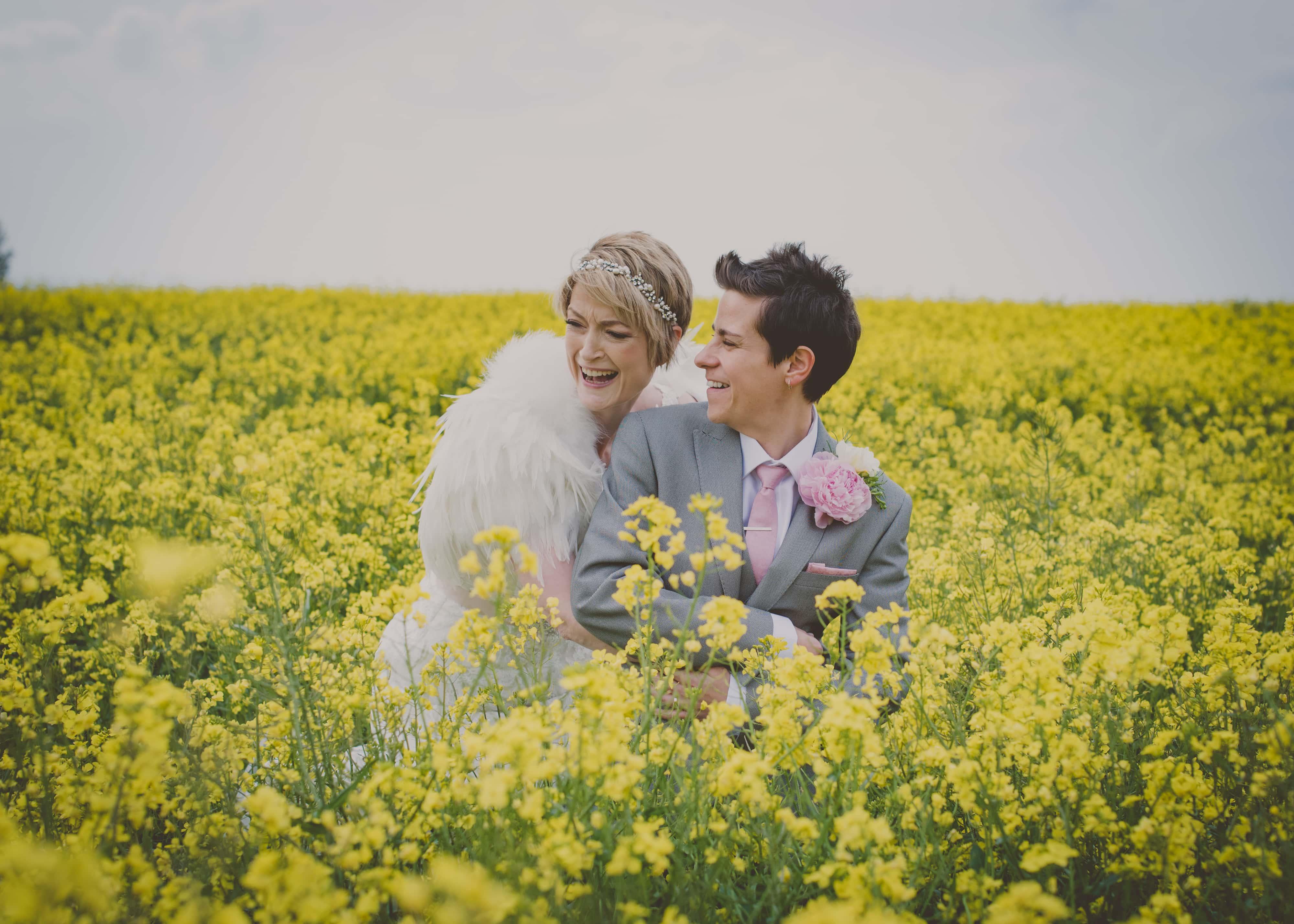 wedding readings, same sex wedding, northern wedding photographer, pontefract wedding