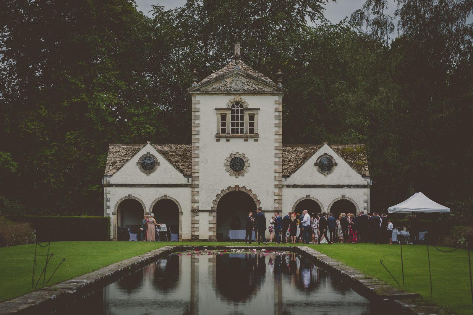 bodnant gardens weddings